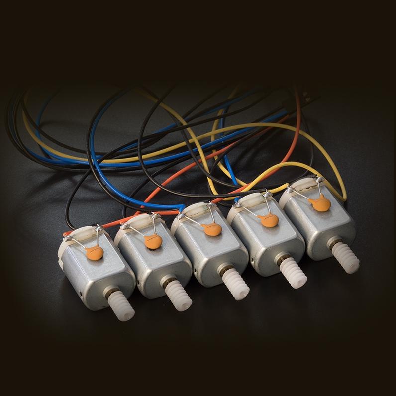馬達與電源控制器